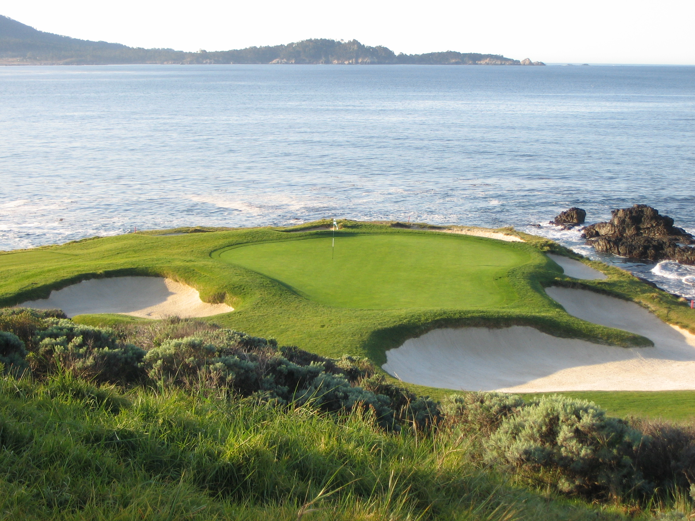Pictures From Pebble Beach February 2009 Life Love Golf
